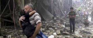 """Aleppo, Russia annuncia: """"Tre ore di tregua al giorno per aiuti umanitari"""""""