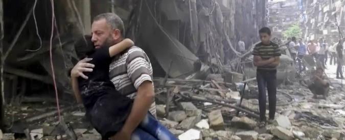Siria, i massacri di Aleppo smentiscono la propaganda di regime