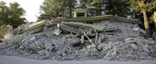 Terremoto, acqua non potabile ad Amatrice. Il sindaco ne vieta il consumo
