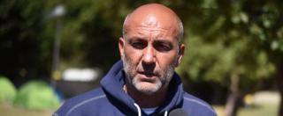 Terremoto Centro Italia, dalla polemica sulla pasta ai campi di calcio: ecco chi è Sergio Pirozzi, sindaco di Amatrice