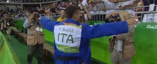 Olimpiadi Rio 2016, Italia medaglia d'oro con judo e scherma: trionfano Basile e Garozzo. Argento per la Odette Giuffrida