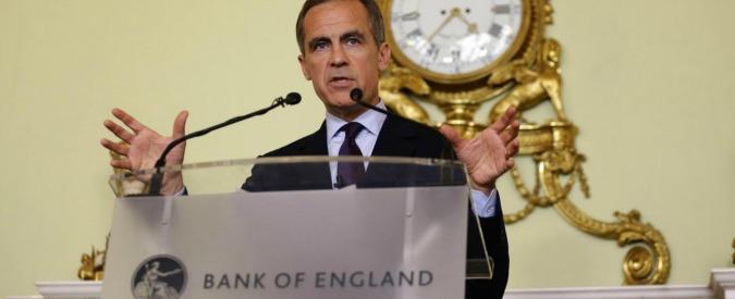 Brexit, la Gran Bretagna a rischio recessione. La Bank of England taglia tassi di interesse per sostenere l'economia
