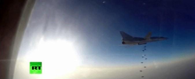 Siria, i bombardamenti-propaganda della Russia