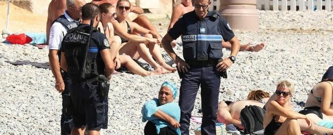 Burkini, a Nizza è l'ora della censura social-fotografica