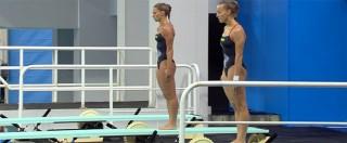 Olimpiadi Rio 2016, la coppia Cagnotto-Dallapè conquista l'argento al trampolino sincro dai tre metri