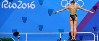 Rio 2016, Tania Cagnotto bronzo dopo i tuffi dal trampolino tre metri. Proposta di matrimonio per tuffatrice cinese