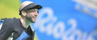 Rio 2016, Niccolò Campriani medaglia d'oro nella carabina tre posizioni