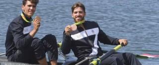 Olimpiadi Rio 2016, Abagnale e Di Costanzo conquistano bronzo nel 2 senza