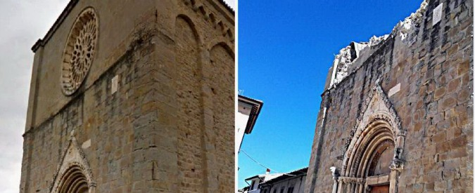 """Terremoto Centro Italia, 293 chiese, monumenti e palazzi storici danneggiati. Sopralluogo anche al Colosseo: """"Tutto ok"""""""