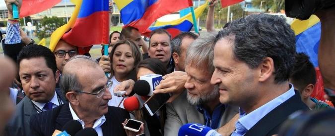 Colombia: è arrivata la pace, dopo soli quarant'anni