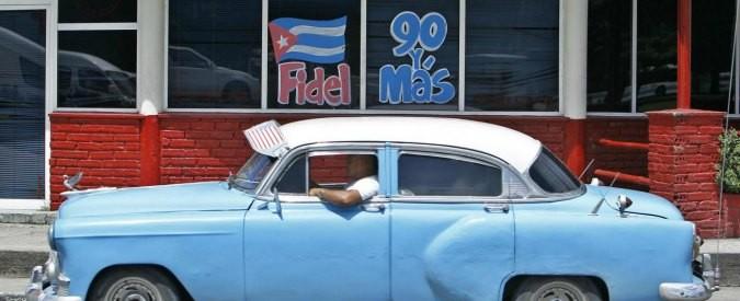 Auguri Fidel, novant'anni spesi per Cuba e per il mondo