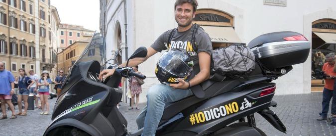 Jesolo, sindaco nega la piazza a Di Battista (M5s) per il comizio anti-riforme. Polemica e minacce sul web
