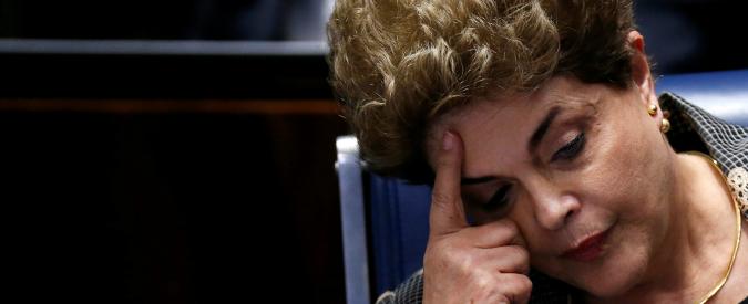 Brasile, Senato approva impeachment: Dilma Rousseff destituita dalla carica di presidente.