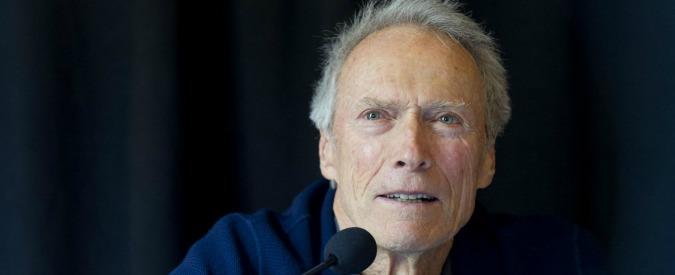 """Clint Eastwood: """"Trump dice molte cose stupide, ma lo voto perché è sincero, in un'epoca di buonisti e leccaculo"""""""