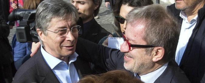 """Terremoto Centro Italia, ipotesi Errani come commissario. Maroni: """"E' l'uomo giusto"""". Salvini: """"No, è una follia"""""""