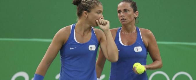 Rio 2016, attesa per il fioretto femminile. Da Errani-Vinci a Pellegrini: gli italiani in gara oggi