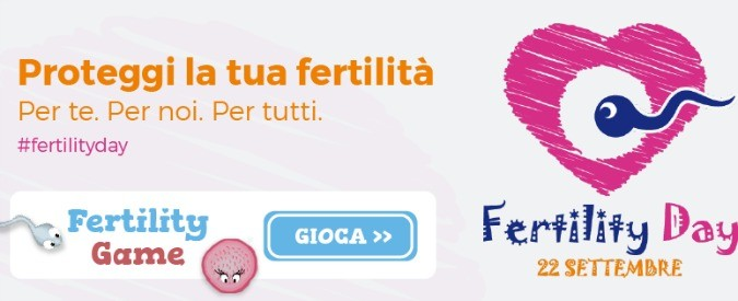 Fertility Day: se sono fertile o meno è affar mio, non dello Stato