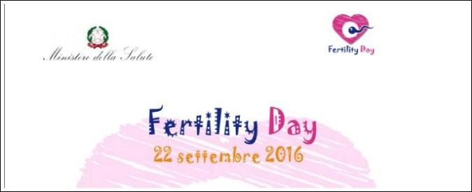 Fertility day, cara ministra la sterilità non è una colpa