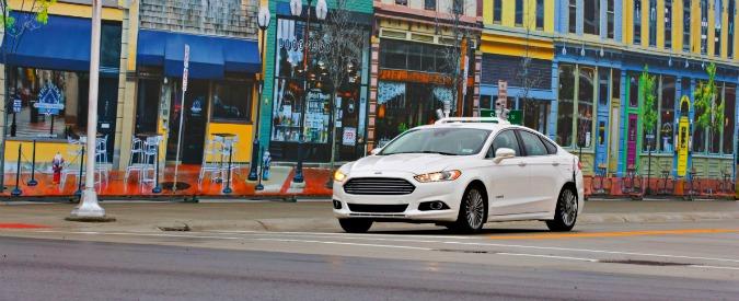 Ford, il primo veicolo a guida autonoma arriverà in commercio nel 2021