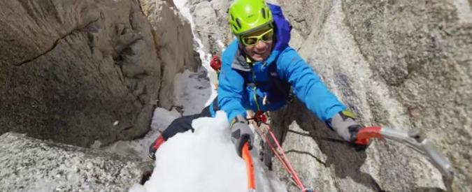 Cervino, lo scalatore-filosofo Patrick Gabarrou apre una nuova via a 65 anni: la sua impresa diventerà un film