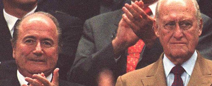 Joao Havelange morto a 100 anni: guidò la Fifa per 24 anni, poi lasciò a Blatter