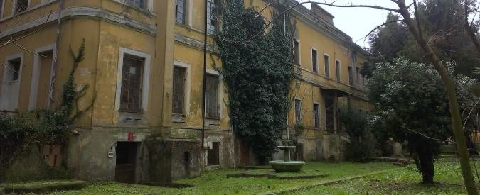 Roma, Regione e Giunta facciano qualcosa per l'ex manicomio S. Maria della Pietà