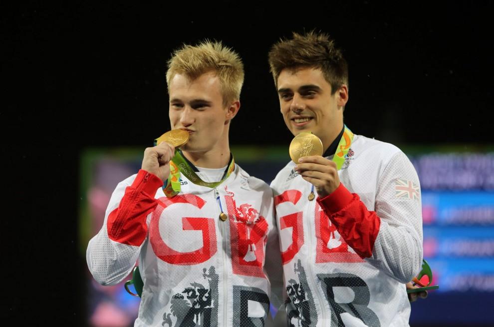 Rio 2016, Tocci e Chiarabini nella World Series del 2017