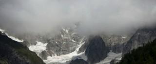 """Tragedia sulle Alpi Svizzere, il superstite: """"Una gita da non fare. Volevo lasciarmi morire, ma pensavo a mia moglie"""""""