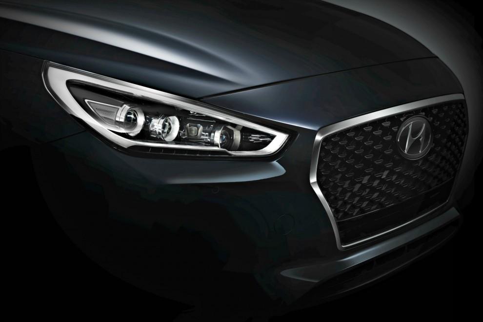 Hyundai New Generation i30 2017: prime immagini