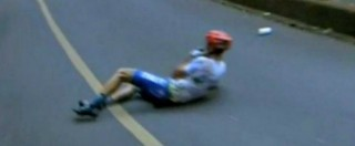 Olimpiadi Rio 2016, Nibali cade a un passo dal sogno: doppia frattura