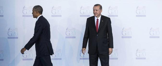 """Turchia, ultimatum di Erdogan: """"Gli Usa dovranno scegliere, o Gulen o noi"""""""