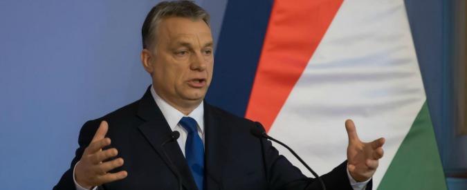 """Migranti, l'Ungheria costruirà altre barriere a sud. Orban: """"Rischio altro esodo se la Turchia farà partire rifugiati"""""""