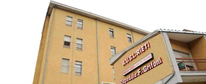 """Terremoto Centro Italia, """"per l'ospedale di Amatrice, ora inagibile, erano stati stanziati 2 milioni. Non li hanno usati"""""""