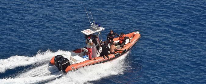 Palinuro, recuperati i corpi di due dei tre sub morti durante un'immersione