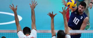 Rio 2016, pallavolo – L'Italia combatte, stende l'Iran e vola in semifinale con gli Usa
