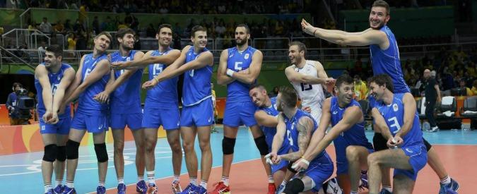 Rio 2016, pallavolo – l'Italia stasera in campo con l'Iran per i quarti di finale