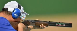 Olimpiadi Rio 2016, Giovanni Pellielo medaglia d'argento nel tiro a volo