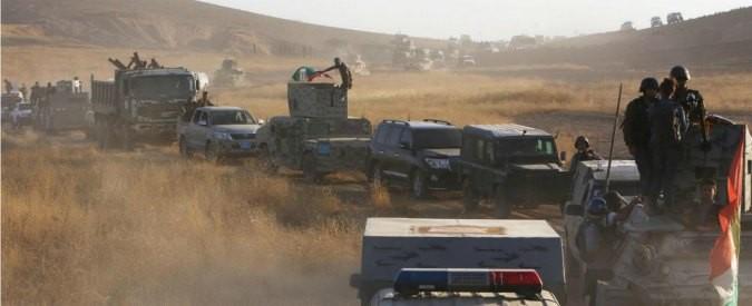 Guerra all'Isis, a chi presenteranno il conto i curdi a partita chiusa?