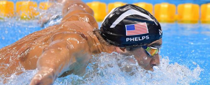 """Doping, a Rio Michael Phelps contro la russa Yulia Efimova: """"Triste che gareggi"""""""