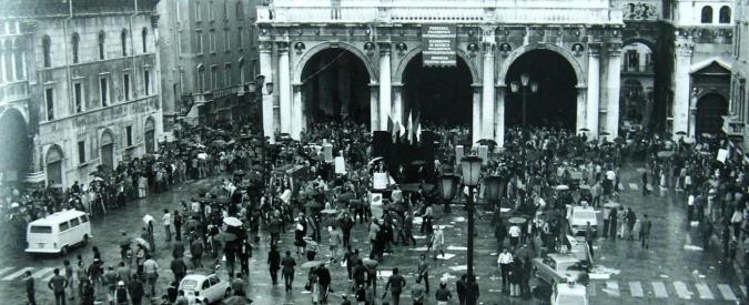 """Strage di Piazza della Loggia, """"opera della destra eversiva. Maggi ebbe appoggio dei servizi segreti anche stranieri"""""""