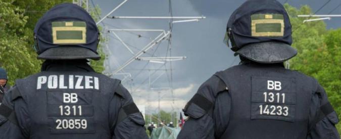 Germania, arrestato 27enne nel Land di Brandeburgo: non esplosivi ma fuochi d'artificio