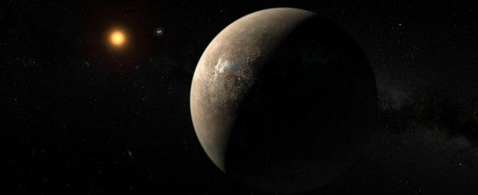 """Proxima b, Nature: """"Scoperta un'altra Terra potenzialmente abitabile a 4,2 anni luce da noi. Possibile che ci sia acqua"""""""