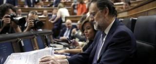 Spagna, Rajoy non ottiene la fiducia. Madrid resta ancora senza governo