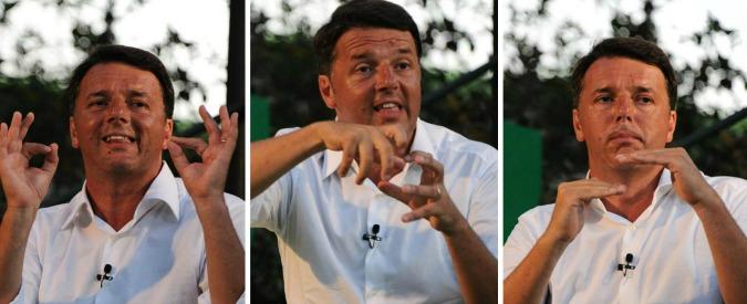 Renzi, il libro delle promesse (rimangiate): da Letta a Berlusconi, dalle larghe intese alla Rai - 11/13