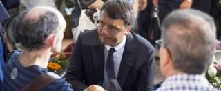 """Terremoto, Renzi: """"Ricostruire in fretta, massima trasparenza, anche con Anac. Ogni centesimo di aiuti sarà verificabile"""""""