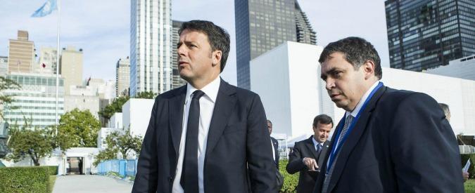 Filippo Sensi, il diversamente genio alla corte di Renzi