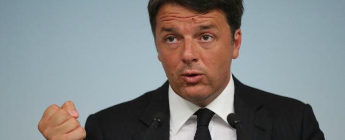 """Terremoto Centro Italia, Cdm stanzia i primi 50 milioni e Renzi lancia Casa Italia: """"Un piano condiviso, nessuna new town"""""""