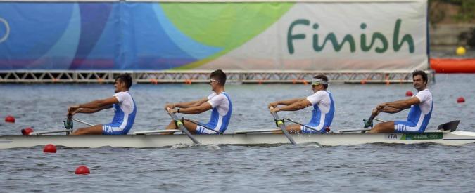 Rio 2016, è il giorno del canottaggio. Gli azzurri in gara oggi. Nel tennis Fognini vs Murray. La prima volta del golf ai Giochi