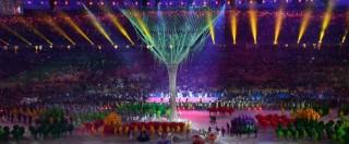 Olimpiadi Rio 2016, i balli e i colori del Maracanà: in 70mila allo show per la cerimonia di chiusura (FOTO)