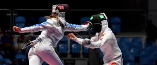 Rio 2016, Rossella Fiamingo argento nella spada: prima medaglia alle Olimpiadi per l'Italia